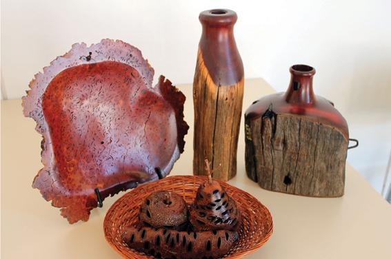 Wood Work by Brian Davis
