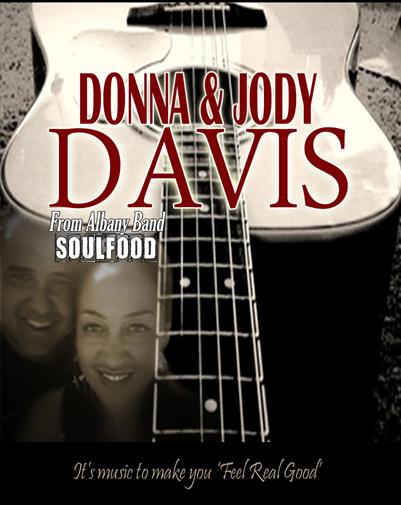 Donna and Jody Davis