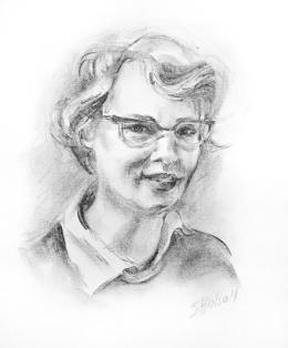 S Halsall Portraits